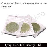 Rilievo adesivo del pallet della giada di Lilibeautyltd della pietra del ciglio della colla falsa artificiale rotonda di estensione