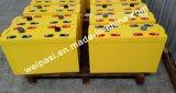o AGM 2V300AH, coagula a bateria regulada de Aicd da ligação da bateria da potência da bateria da potência solar do ciclo da bateria recarregável válvula recarregável profunda para a bateria Long-Life