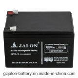 Cable de alta calidad de almacenamiento de ácido de batería 12V12Ah