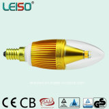 ERP SAA 콜럼븀 Approved 95ra 2200k 5W E14 LED Bulb