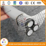 Алюминий кабеля входа обслуживания UL 854/медный тип Se, тип R/U Seu 2 2 2