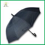 L'usine fournissent directement le parapluie droit de golf de trellis automatique intense
