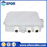 Caixas terminais da fibra óptica ao ar livre do divisor FTTH do PLC de 1*4 1*8 (FDB-012E)