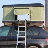 방수 폴딩 야영을%s 단단한 쉘 차 지붕 상단 천막