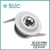 고품질 1W/3W LED 소형 내각 빛 및 천장 램프