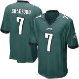 Pullover di football americano di Filadelfia Ron Jaworski Sam Bradford Carson Wentz