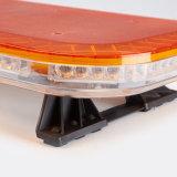 LED de 1m ultra delgado de perfil bajo la barra de luces de advertencia