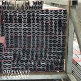 6000 séries expulsaram o perfil de alumínio perfil de alumínio anodizado da extrusão
