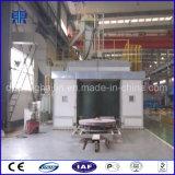 中国のサンドブラスティング部屋のショットブラストEuipment