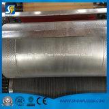 Tipo de processamento de dobrar papel higiénico guardanapo equipamento da máquina