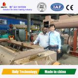 Misturador da argila do padrão europeu para o tijolo que faz a planta