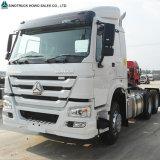 Hyundai 트랙터 헤드 6X6 모든 바퀴 드라이브 트랙터 트럭