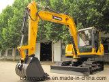 Китайские новые малые землечерпалки колеса с сертификатом ISO9001
