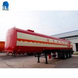 3車軸は輸送40000リットルのボリューム石油燃料のトレーラーをトラックで運ぶ