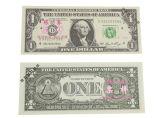 Nota del cajero de papel (CN-USD)