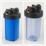 Haupthahn-Plastikgehäuse-Wasser-Reinigungsapparat