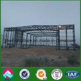Estrutura de aço prefabricados Gancho de aeronaves no Níger
