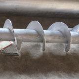 Gekippte Schrauben-Förderanlagen-Zufuhr für Gewürz-Puder