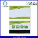 La máxima calidad SGS aprobado Hico o tarjetas magnéticas Loco