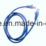 Hot Sale ETL Dual Jacket UTP Cat5e Cabo LAN (PVC + PE)