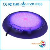 Feux de piscine à LED en résine