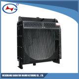 Radiador de cobre do gerador do radiador Wd150d15-Rq-3 no radiador da venda