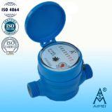 De enige Straal Droge Meter van het Water van het Lichaam van het Type Plastic