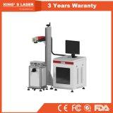 30W 50W 100W Logo de la batterie gravure Rngraver Machine de marquage laser à fibre
