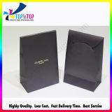Мешок Kraft оптовой продажи фабрики Shenzhen черный бумажный