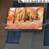 Pantalla LED para interiores con la parte superior de Calidad Europeo P4