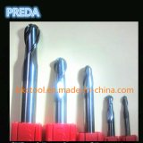 Preda 5mm 4 Flutes Ball Nose End Mills Professional