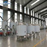 200lcopper equipamentos destilador de álcool com 200ll de brassagem Sistema com controle PLC e carrinho CIP, planta de Jinan Tonsen