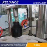 El spray nasal salina automática máquina de envasado, la nariz de la máquina de llenado de líquido de lavado