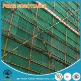 Preço baixo de alta qualidade para a construção da rede de segurança de HDPE