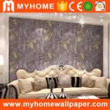 La decoración del hogar de PVC en relieve el papel de pared Nuevo 2016