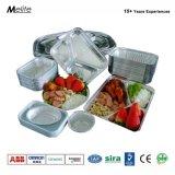 Feuille en aluminium de haute qualité des aliments de la machine de conteneur