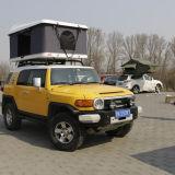 1명 - 2명의 사람 트럭 지붕 상단 천막 옥외 야영 차 지붕 천막