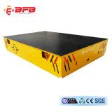 La fabbrica applica il sistema di maneggio del materiale per il rimorchio motorizzato sul pavimento del cemento