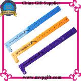 Publicidade de pulseira de silicone para presente (M-MW18)