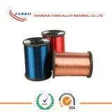Collegare smaltato karmi del riscaldatore a resistenza di resistenza del diametro 0.08mm del collegare