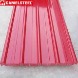 Lamiera di tetto galvanizzata del ferro/lamierino ondulato galvanizzato tuffato caldo del tetto