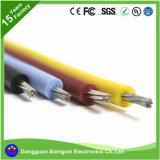 Fio do aquecimento do silicone com o certificado do UL para o cabo de aquecimento da borracha de silicone do cobertor elétrico