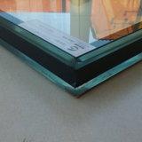強くされた真空によって絶縁されるガラス12mm+21A+12mmの高い透過