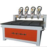 Schnitzen der CNC-Fräser-Aluminiumgravierfräsmaschine-3D