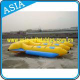 i pesci della mosca dell'acqua del PVC di 0.9mm, gonfiabili Flyfish la barca di banana