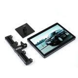 10 Monitor van de Hoofdsteun van de Auto van de Tablet van Lte van de Taxi van de duim de Adverterende 4G Mobiele Androïde