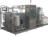 Lait/crème à café /Mélange à crème glacée /crème/Milk Shake pasteurisateur stérilisation UHT de type tubulaire de la machine