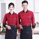 Uniforme del vestito del lavoro dei commerci all'ingrosso di servizio dell'OEM per il cuoco unico
