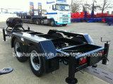 Aanhangwagen voor Diesel Generator 300kVA 500kVA 600kVA 800kw 1000kw Twee Wielen Vier de Verschillende Grootte Genset 150 van Wielen de Aanhangwagen van de kVAGenerator