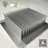 Dissipatore di calore di alluminio di Extrsion per i prodotti elettronici di consumo/prodotti di Digitahi
